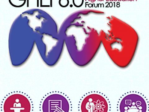 6th Global Higher Education Forum 2018 (GHEF6.0)