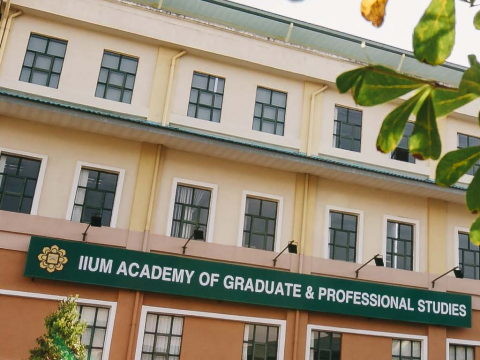IIUM Academy Of Graduate And Professional Studies (ACADEMY)