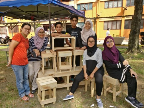 "CSR Activity: ""Chair Project"""