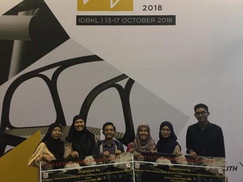 Congratulations! FELDA 2.0 Timber Design Competition 2018