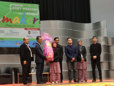 National UNIMAKER 2018-East Region - Congratulations to KOP Students!