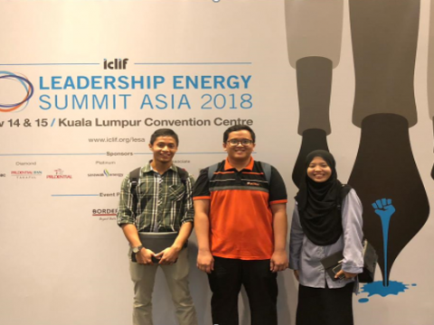 The Leadership Energy Summit Asia (Lesa) 2018