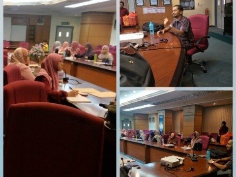 Successfully Conducted Workshop on Context Based Activity by Department of Chemistry, CFSIIUM
