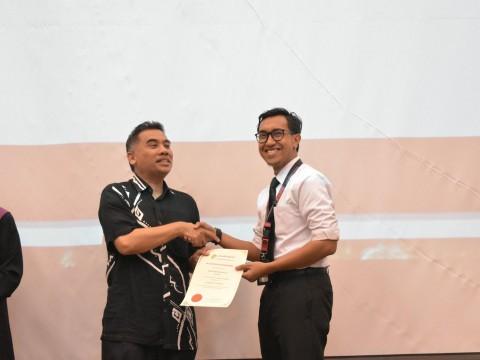 DEAN LIST AWARD FOR SEMESTER 1 2018/2019