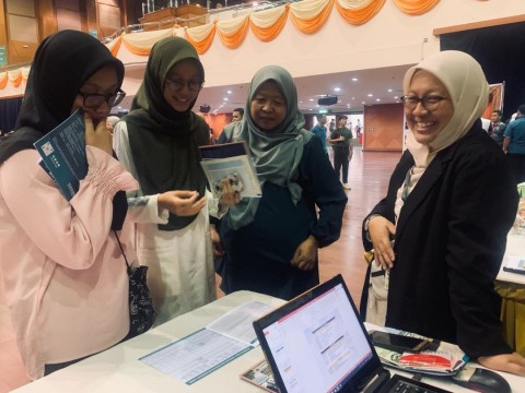 Kulliyyah of Pharmacy at Jom Masuk UIA 2019