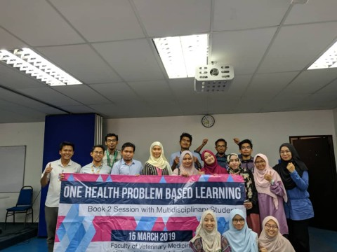 One Health Pilot Problem Based Learning (PBL) 2019 organized by MyOHUN