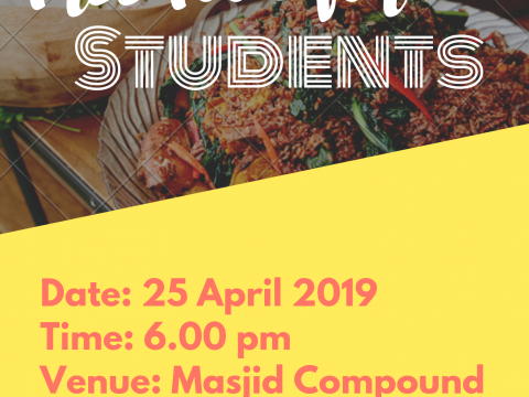 FREE FOOD FOR STUDENTS