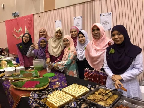 INHART Attending Raya Gathering by IIUM Academy