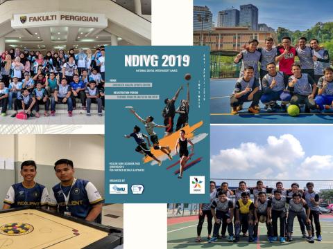 Student Achievement during National Dental Intervarsity Games 2019 (NDIVG 19)