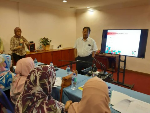 PCBDG Research Group Visit and Data Collection at Hospital Penawar, Pasir Gudang, Johor