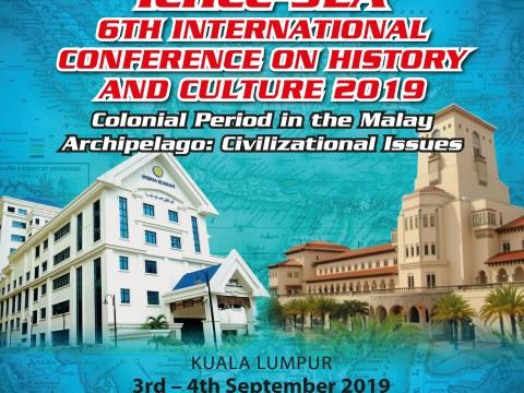 Persidangan ICHCC-SEA bincang cabaran peradaban Melayu