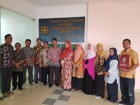 A Visit from Universitas Islam Negeri Walisongo Semarang Jawa Tengah Indonesia