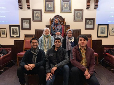 Congratulations to IIUM English Debate Teams for Achievement at Oxford and Cambridge