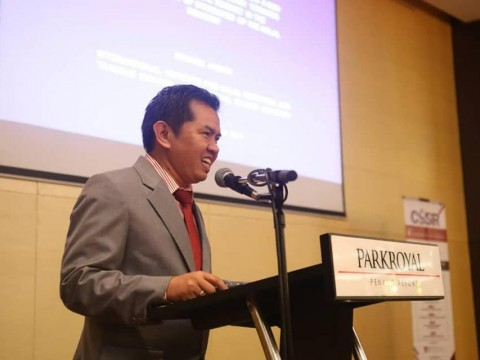 Keynote Speech in Penang