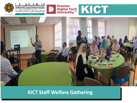 KICT Staff Welfare Gathering