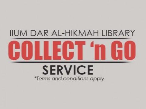DAR AL-HIKMAH LIBRARY (GOMBAK) - COLLECT & GO BOOK SERVICE