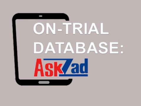 ON-TRIAL DATABASE : AskZad