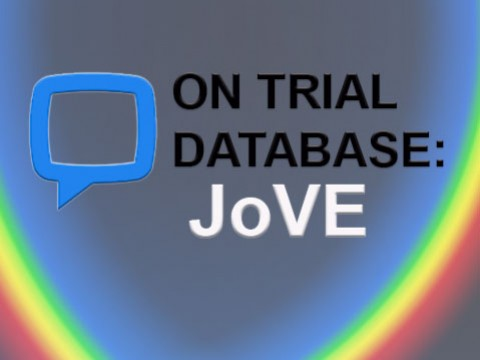 ON TRIAL DATABASE : JoVE