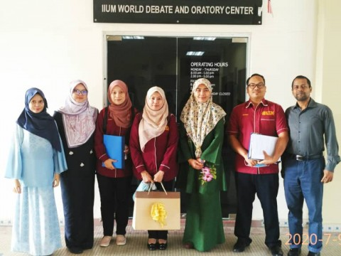 A Benchmark visit from Universiti Teknologi Malaysia (UTM)