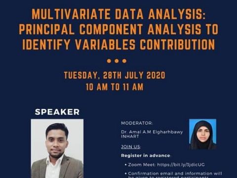 Multivariate Data Analysis: Principal Component Analysis to Identify Variables Contribution