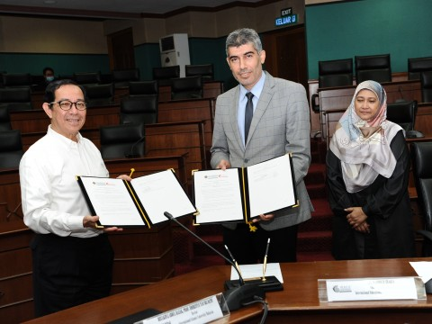 IIUM ties knot with IESCO to help Rohingya community in education