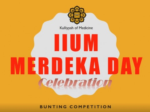 Bunting Merdeka Competition