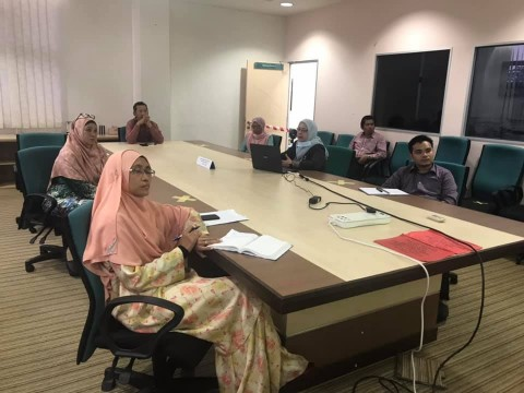 The Second Meeting with Prof Datuk Dr Asma Ismail