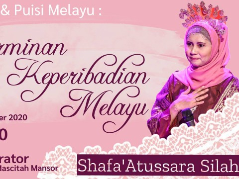 CiTRA's Facebook Live! with Shafa'Atussara Silahudin