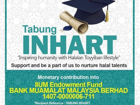 Let's Contribute for Tabung INHART!