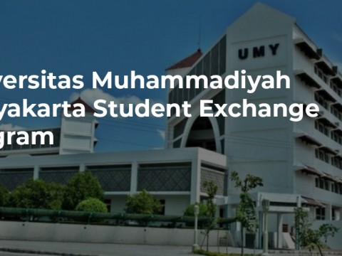 Universitas Muhammadiyah Yogyakarta Student Exchange Program