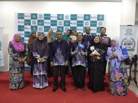 The Student Activity Award (STEWARD) 2019