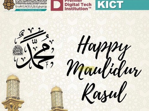 Happy Maulidul Rasul