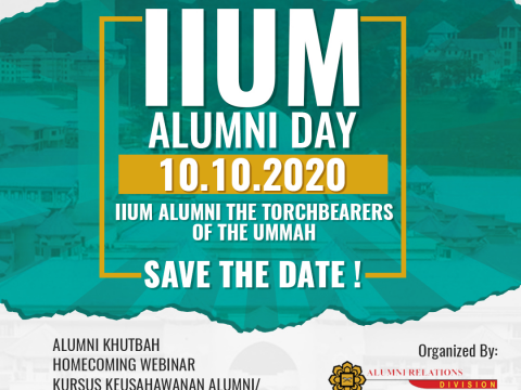 IUM ALUMNI DAY - 10.10.2020