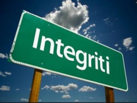 Jadikan integriti azam 2021