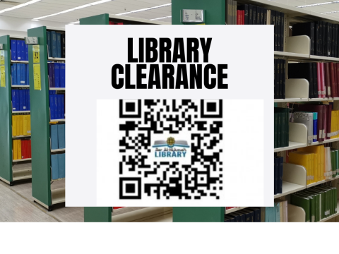 IIUM LIBRARY :: LIBRARY CLEARANCE