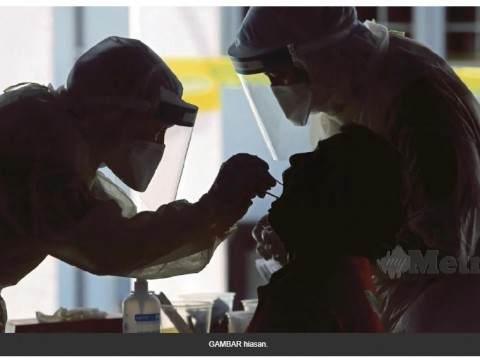 SASMEC kini pusat rawatan pesakit Covid-19