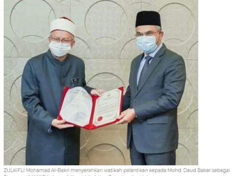 Presiden UIAM dilantik jadi Pengerusi MAIWP