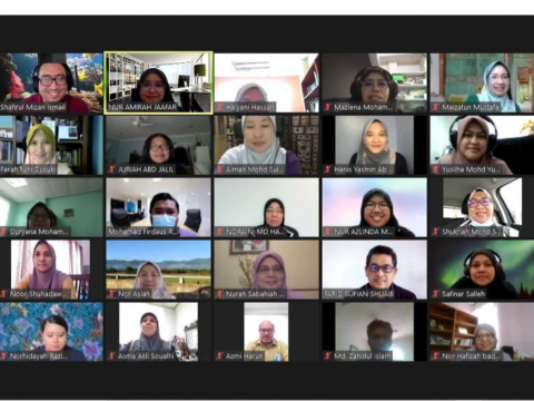 AIKOL PROVIDES TRAINING FOR HUMANISING LEGAL EDUCATION IN THE ONLINE ENVIRONMENT