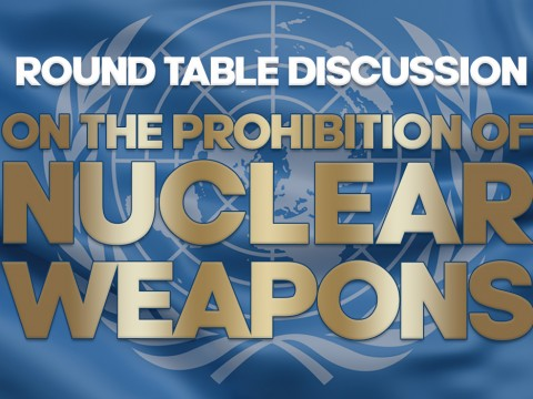 IIUM SUPPORTS THE PROHIBITION OF NUCLEAR WEAPONS