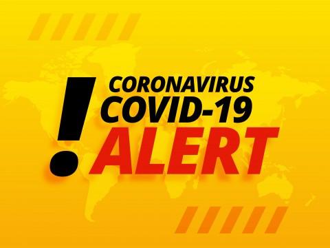 COVID-19 ALERT FOR PREVENTION (STAFF & VISITORS)