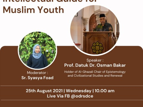 Forum on Intellectual Guide for Muslim Youth