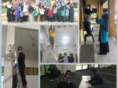 CSR to Rumah Anak Yatim and Asnaf Permata Camar, Pt Sepat, Kuantan by Chemistry Department