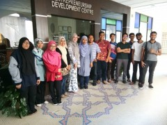 9 FEB 2019- MEETING WITH ARTISTRY (AMWAY) ON BEAUTYPRENEUR PROGRAMME