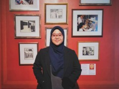 Helping the Community - Food Bank by Siti Maryam Hafit