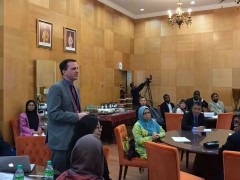 A Session on Internationalisation, Islamisation and Integration of Thoughts (IIIT)