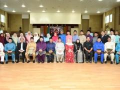 IIUM Shawwal Gathering 2019/1440H at CFS Gambang Campus.