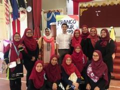 3)JOURNÉE DE LA FRANCOPHONIE (CELEBRATION OF FRENCH LANGUAGE DAY) on 7th APRIL