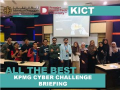 KPMG Cyber Security Challenge Briefing