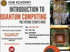 INTRODUCTION TO QUANTUM COMPUTING
