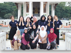 IIUM Pagoh Nusantara Mobility Network: Collaboration Between IIUM Pagoh and Naresuan University, Thailand